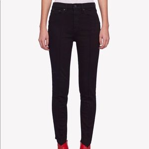 Rag & Bone High Rise Ankle Skinny Jeans NEW